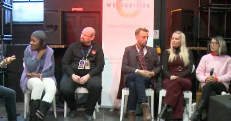 Future of Casting Panel During Sundance 2019