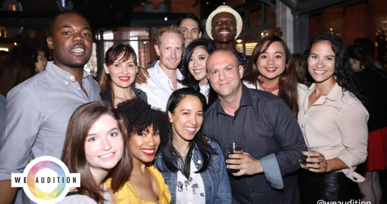 LA Episodic Mixer Aug 2019