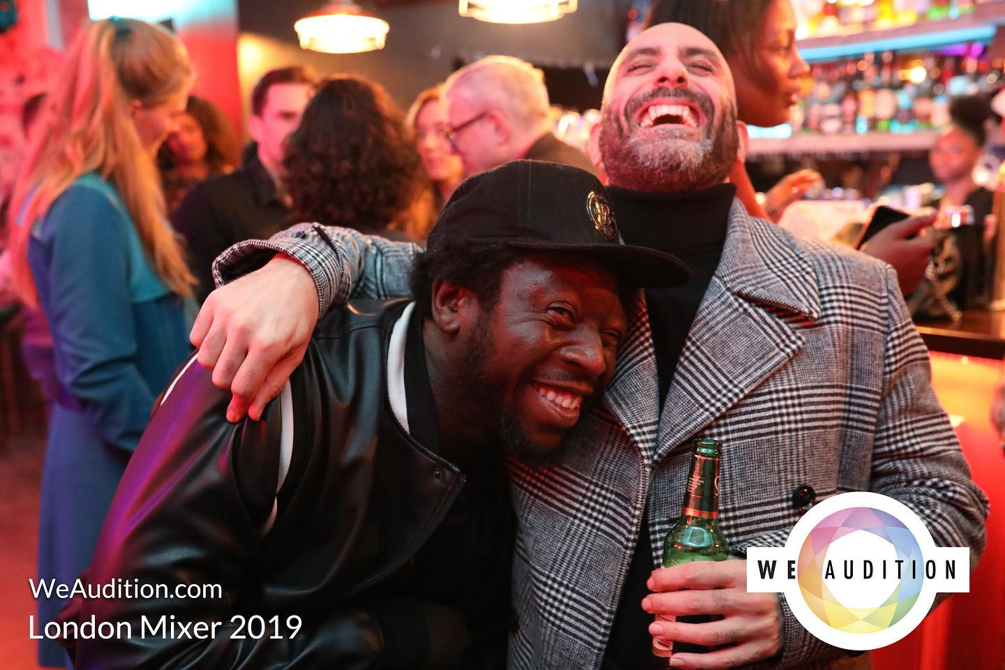 London Mixer Nov 2019