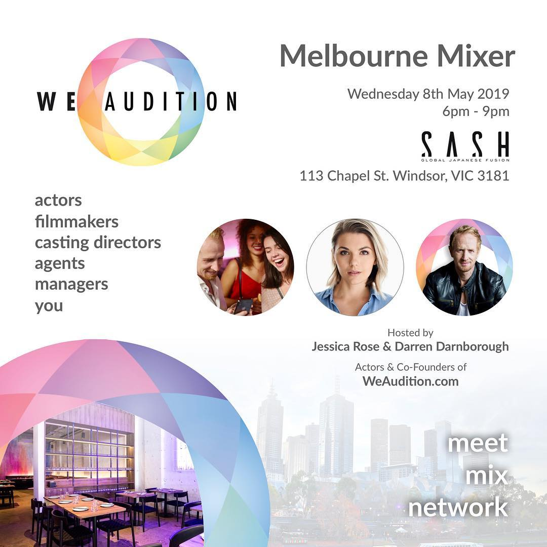 Melbourne May 2019