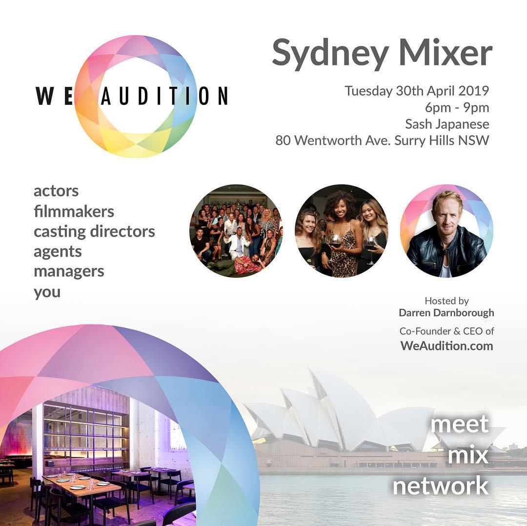 Sidney Mixer April 2019