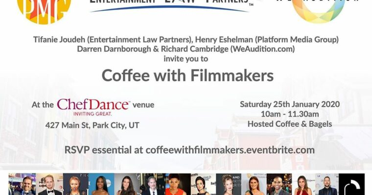 Sundance Coffee With Filmmakers 2020