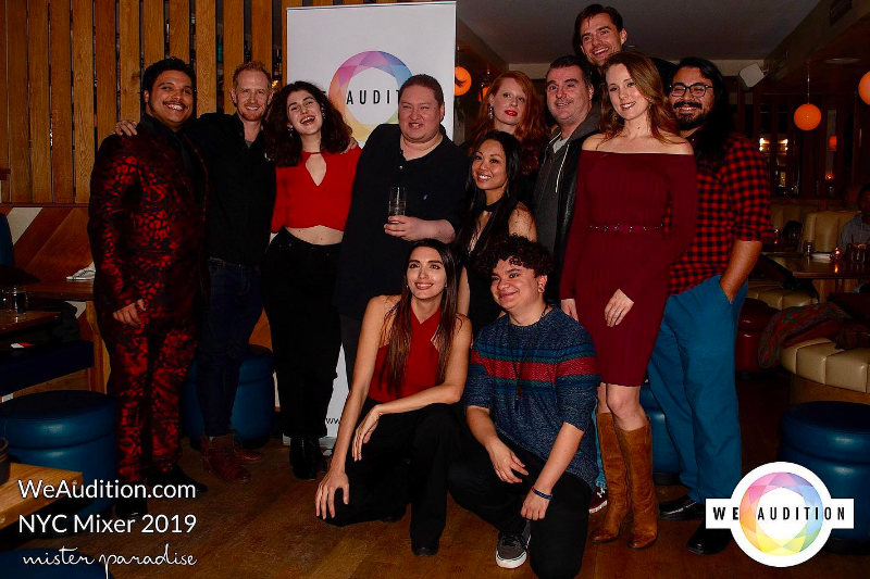 New York Mixer Winter 2019